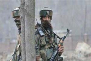 security forces 1 militant pile