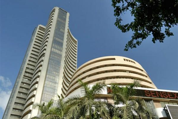 sensex down 38286  nifty closed at 11571