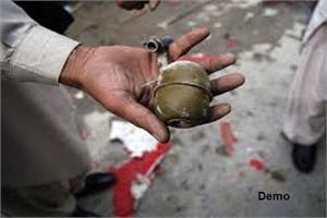avantipura in terrorist attack  one death