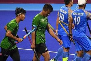 asian games  indian hockey team beat indonesia 17 0