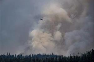 b c wildfires 2018 flights cancelled as smoke chokes airports