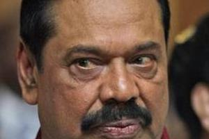 rajpaksea hopes to become sri lanka  s third president