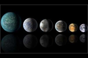there is also plenty of water on our outer planets