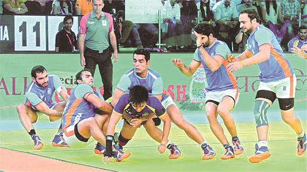 today s kabaddi matches will remain on the whole nation s eyes