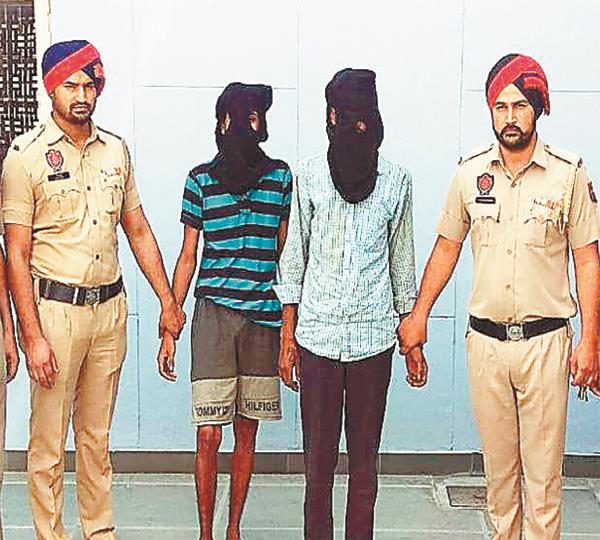 drug arrested