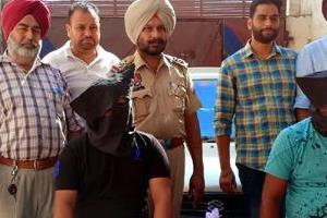 2 kg of opium  including 2 kg  were seized