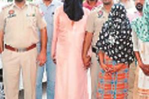 murder case  mother and daughter killed for rs  11 thousand