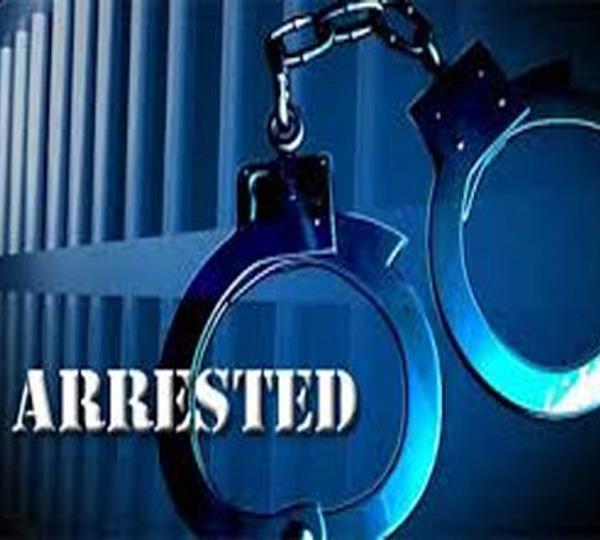 drugs arrested