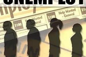 the horrific situation of unemployment in the country