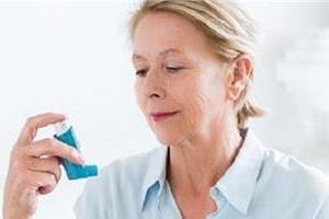 problems with asthma