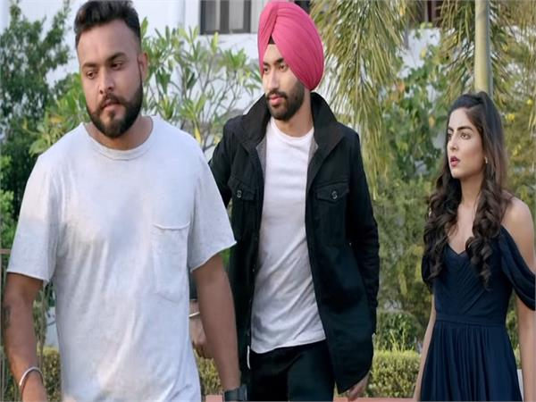 dilpreet new song stand for yarrian
