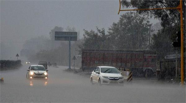 heavy rain alert in punjab