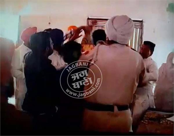 amritsar fake votes akali congressis clashes