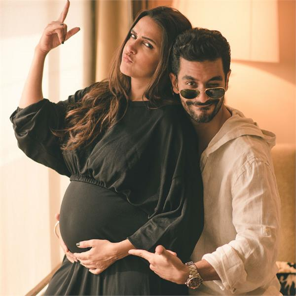 neha dhupia reveals why she did not tell anyone about her pregnancy