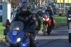 australia  a motorbike trip to pay tribute
