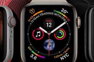 apple watch series 4 price in india to start at rs  40 000