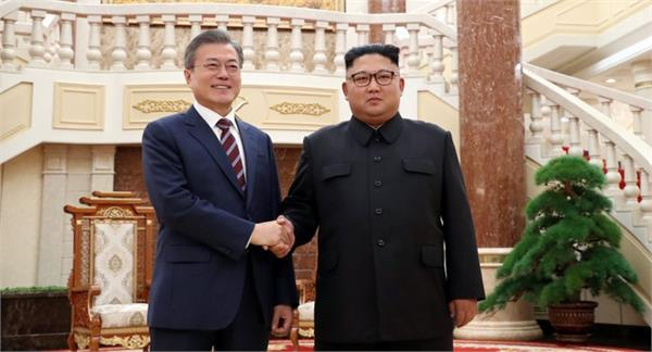 north and south korea will present a joint bid for the 2032 olympics