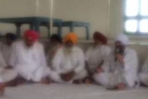 jhabal gurdwara meeting