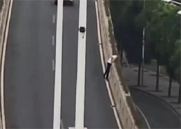 china man drunk and driving