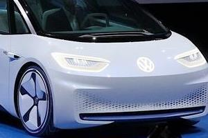 vw hopes to sell 10 million electric cars based on its new platform