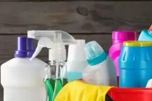 disinfectants in the home can make the children fat