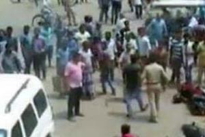 clashes between bjp and tmc