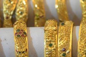 gold futures rise by rs 100 to rs 275 per 10 grams