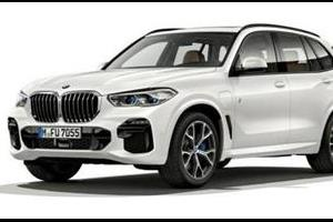 bmw showcased the plug in hybrid version of the 7 seater