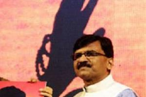 shivsena increase the power of sanjay raut
