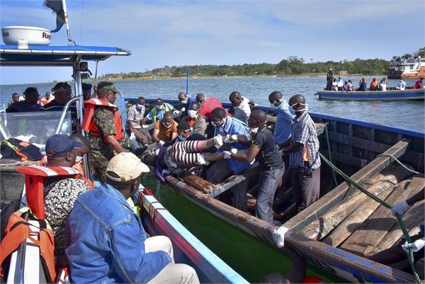 survivor found inside capsized tanzania ferry  toll hits 167