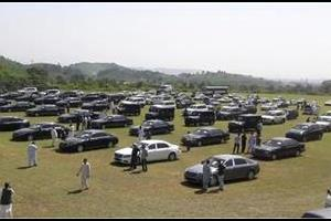pakistan  imran government auctioned 70 luxury cars