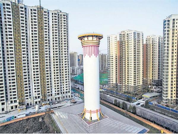 air purifier tower will also be in surat like china