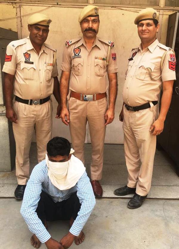 atm card fraudster arrested