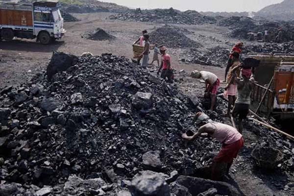 confidential alterations to the coal ministry