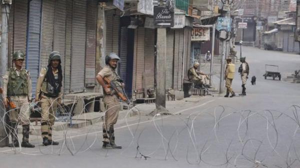 situation normal in kashmir