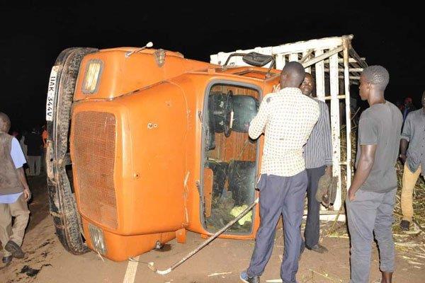 road accidents kill 8 in uganda