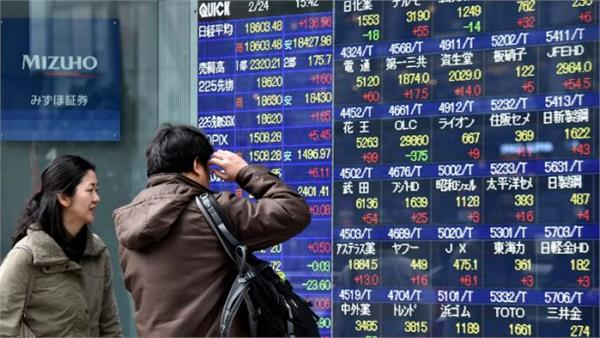 asia stocks traded lower thursday morning