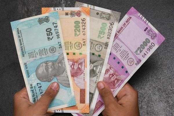 rupee had lost 12 paise