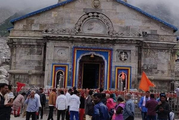 kedarnath dham gate will close bhai dooj