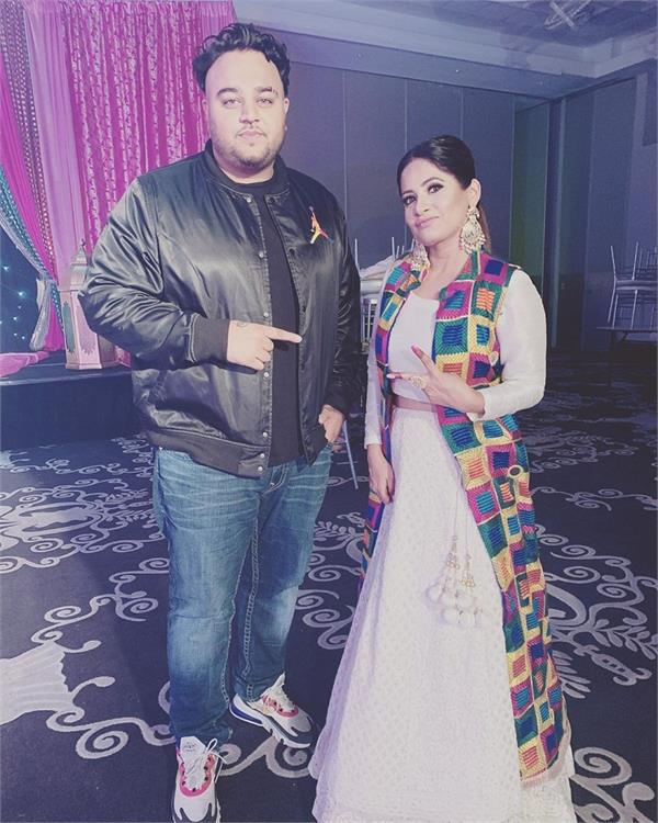 deep jandu and miss pooja collaborate together soon for new album