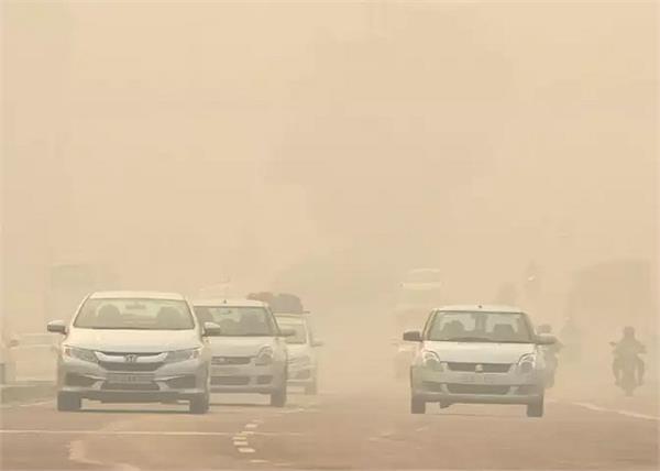 delhi diwali wind poison weather department
