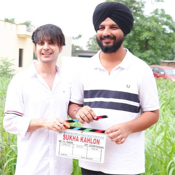 b jay randhawa debut upcoming punjabi movie   sukha kahlon