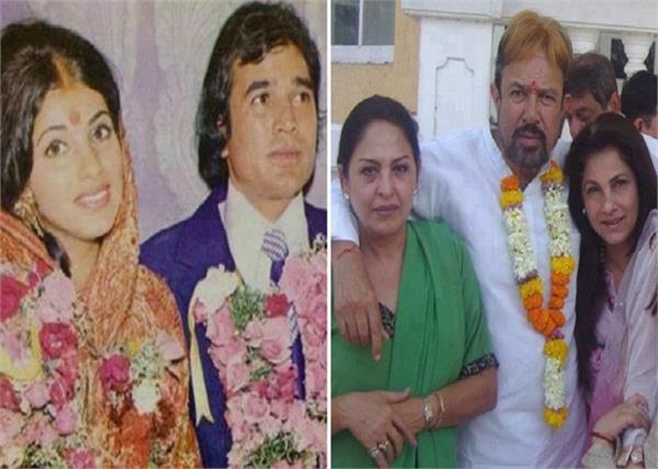 rajesh khanna and anju mahendru s love story