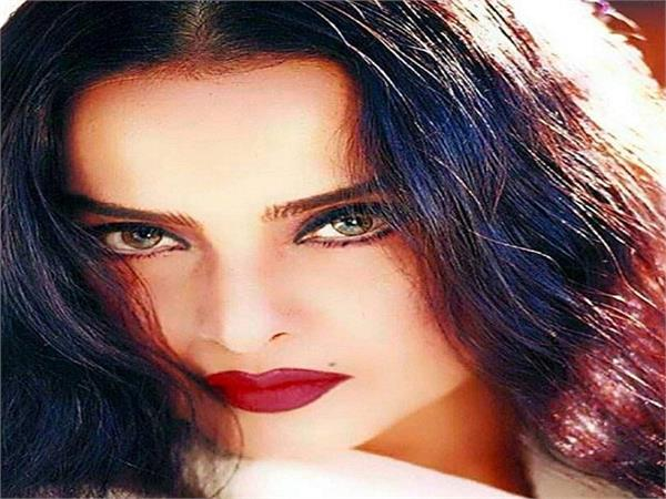 rekha happy birthday