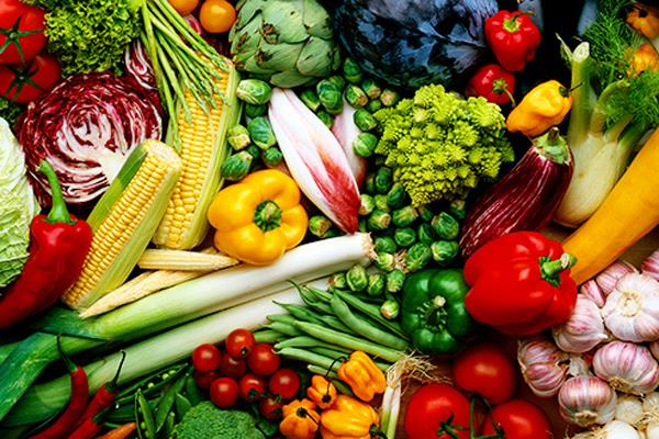 vegetables   fruits rate down