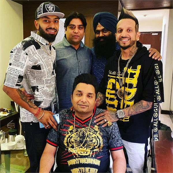 yudhvir manak now his health has improved considerably jazzy b said