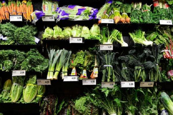 there is a plethora of foreign vegetables in the market