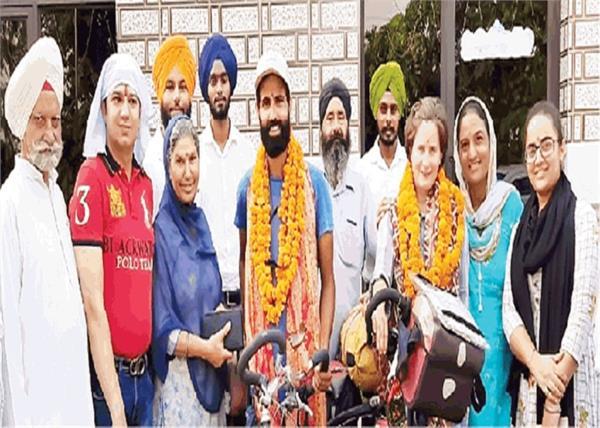 fatehgarh sahib unique world tour cycle