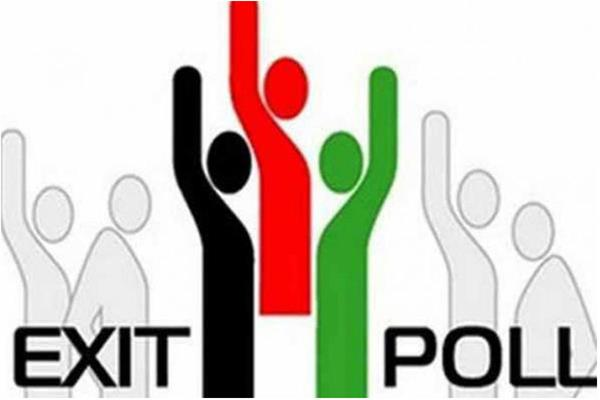 exit poll banned