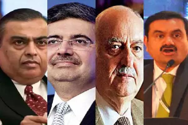 gujaratis among the 5 richest indians in forbes magazine list
